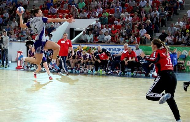«Ростов-Дон» — обладатель Кубка России по гандболу среди женских команд